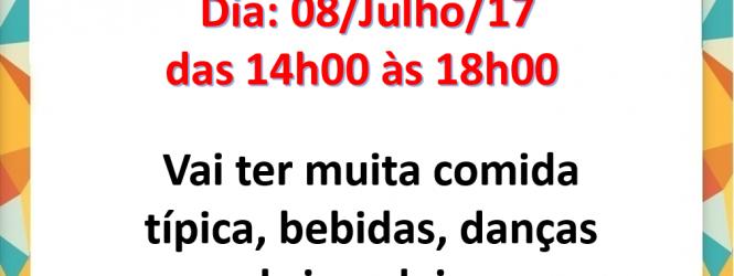 "FESTA JULINA – CCA ""Leão XIII"""