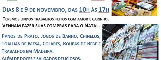 BAZAR DO ARTESANATO – LEÃO XIII – 2018